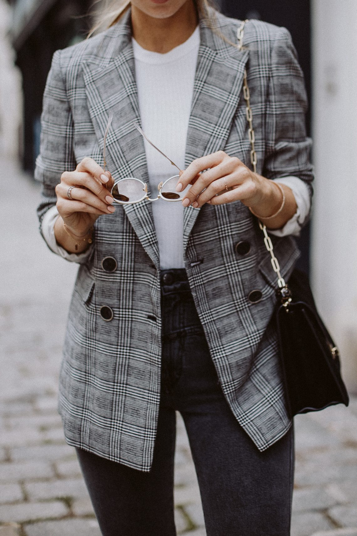 Editor's Pick: Checked Blazer