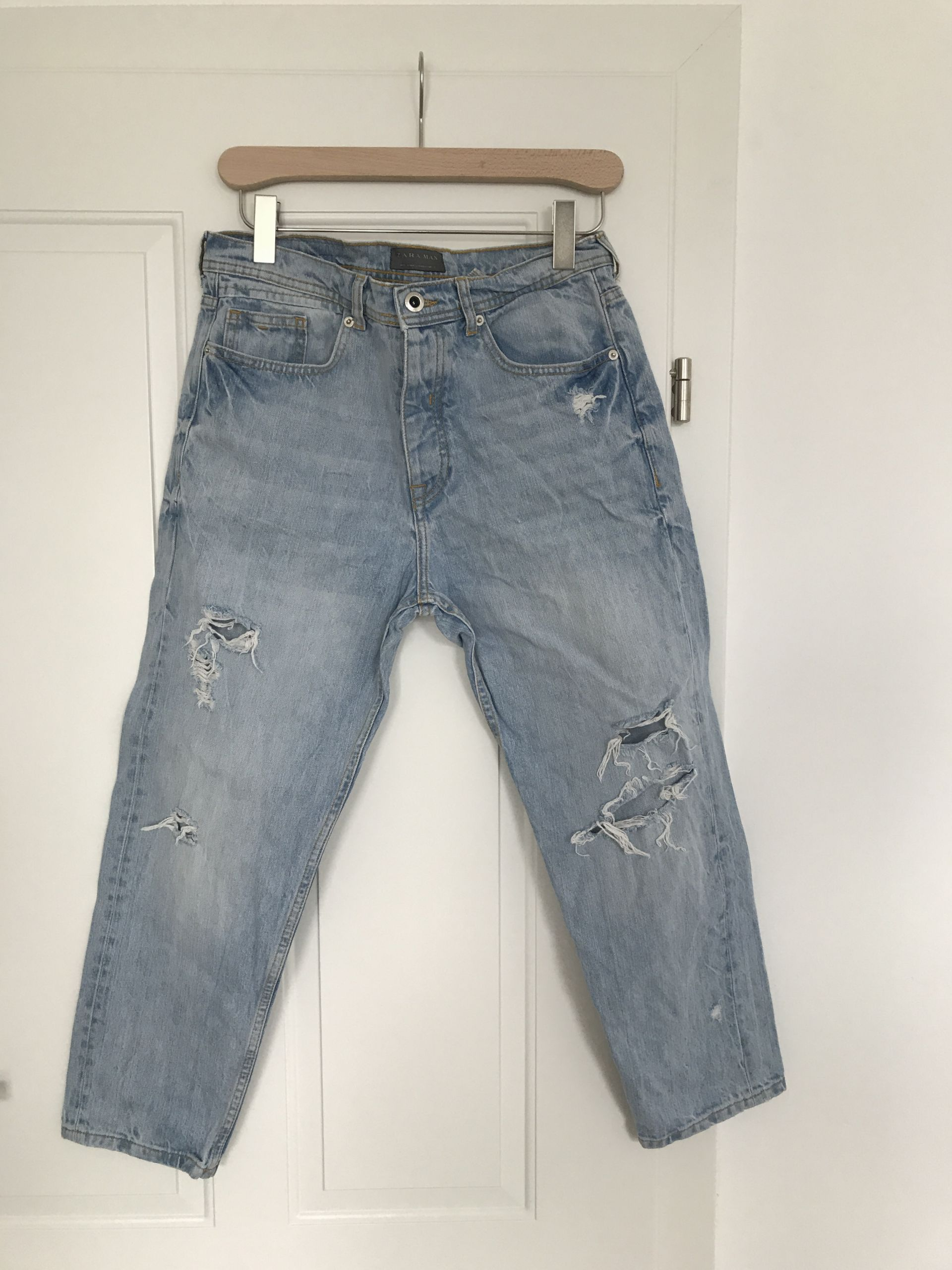Sosodaily Fleamarket: ZARA Jeans | Love Daily Dose