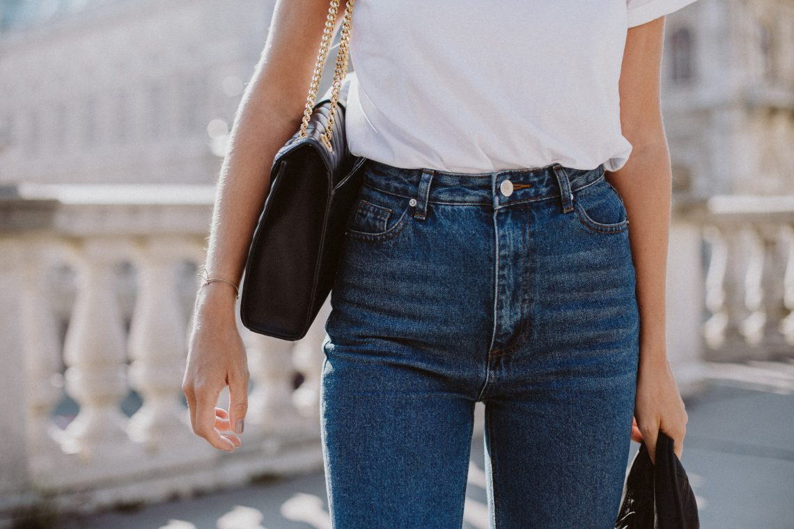 Editor's Pick: High Waist Jeans