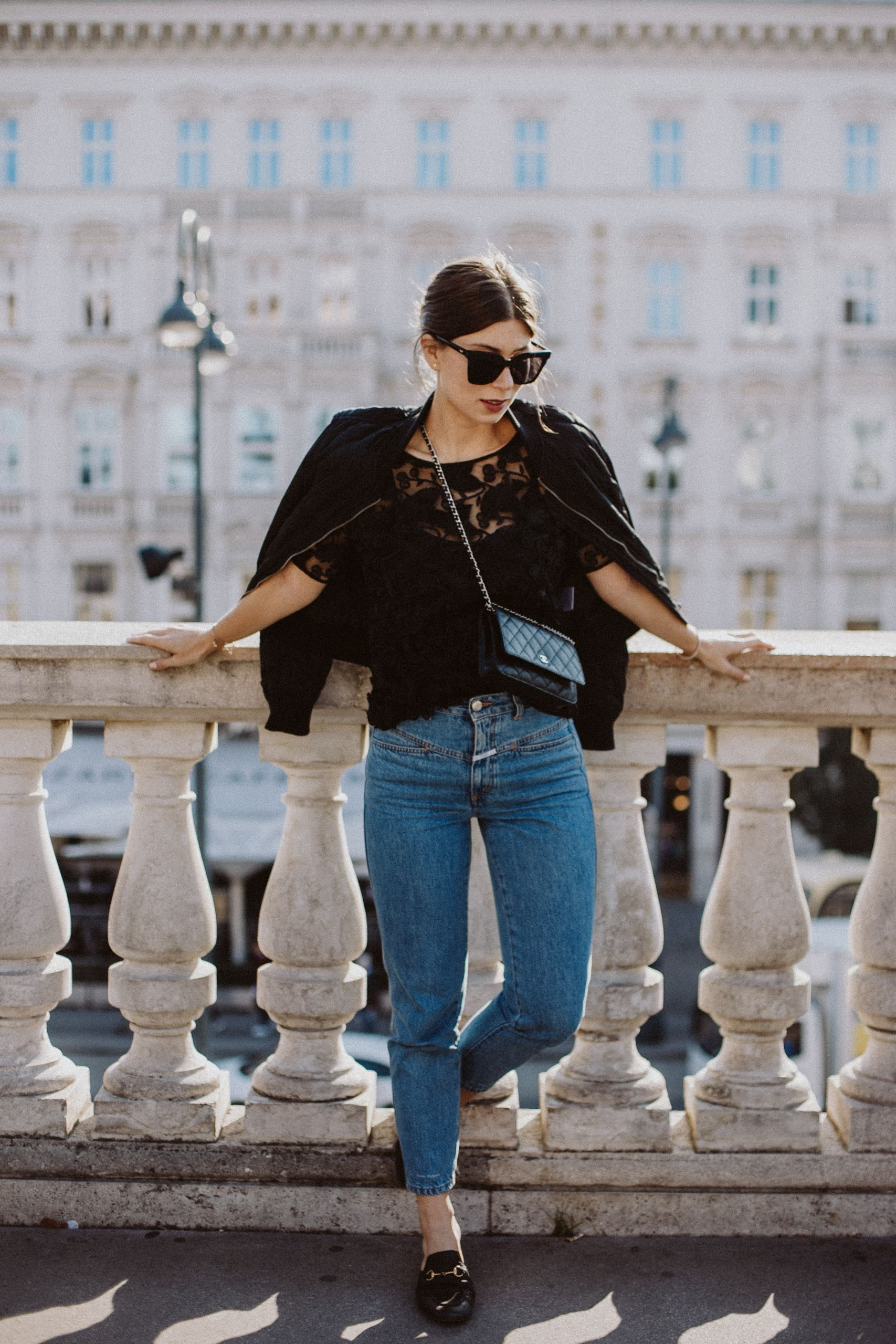 High Waisted Jeans | The Daily Dose