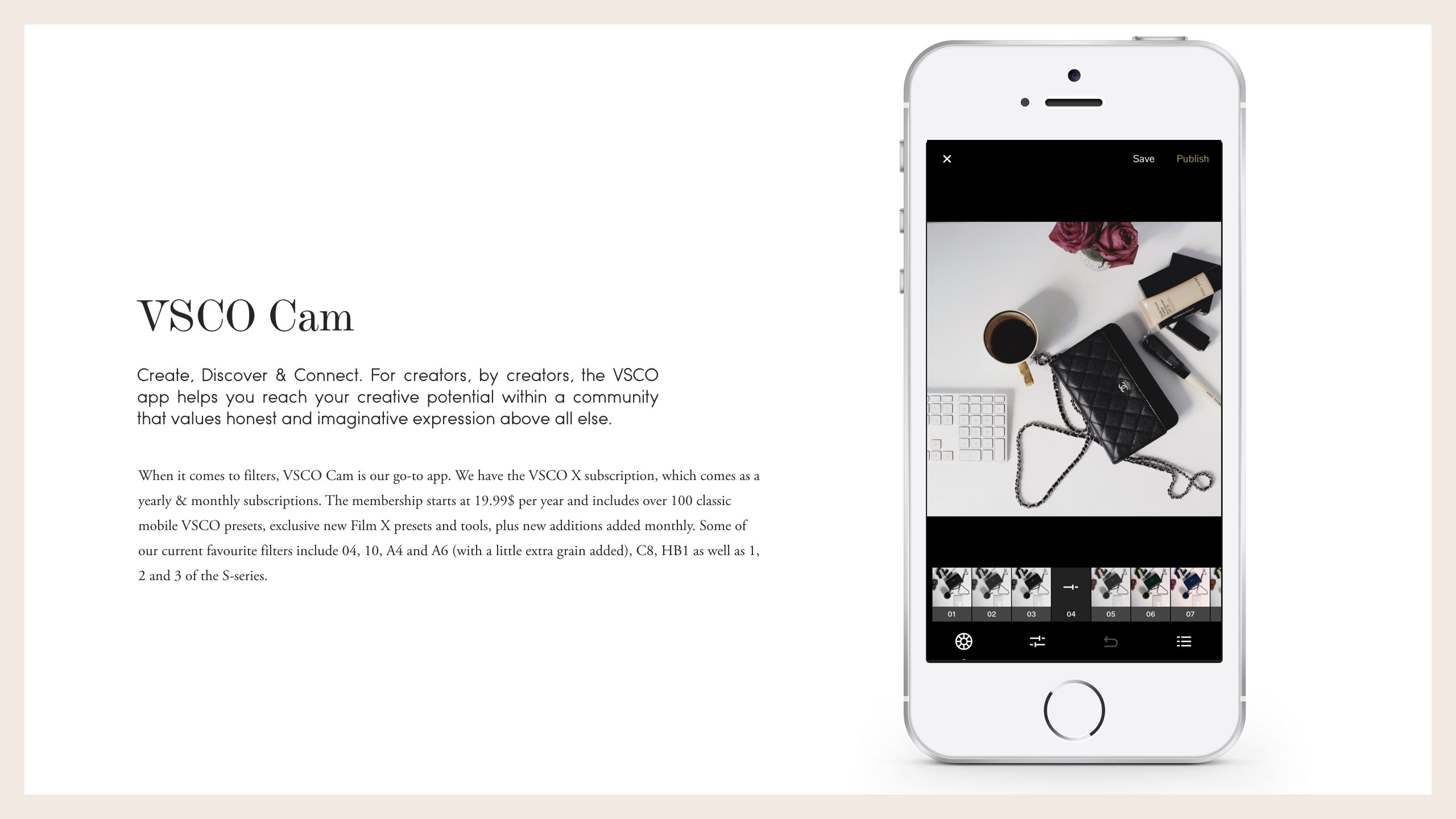 Instagram Photography Apps | Love Daily Dose