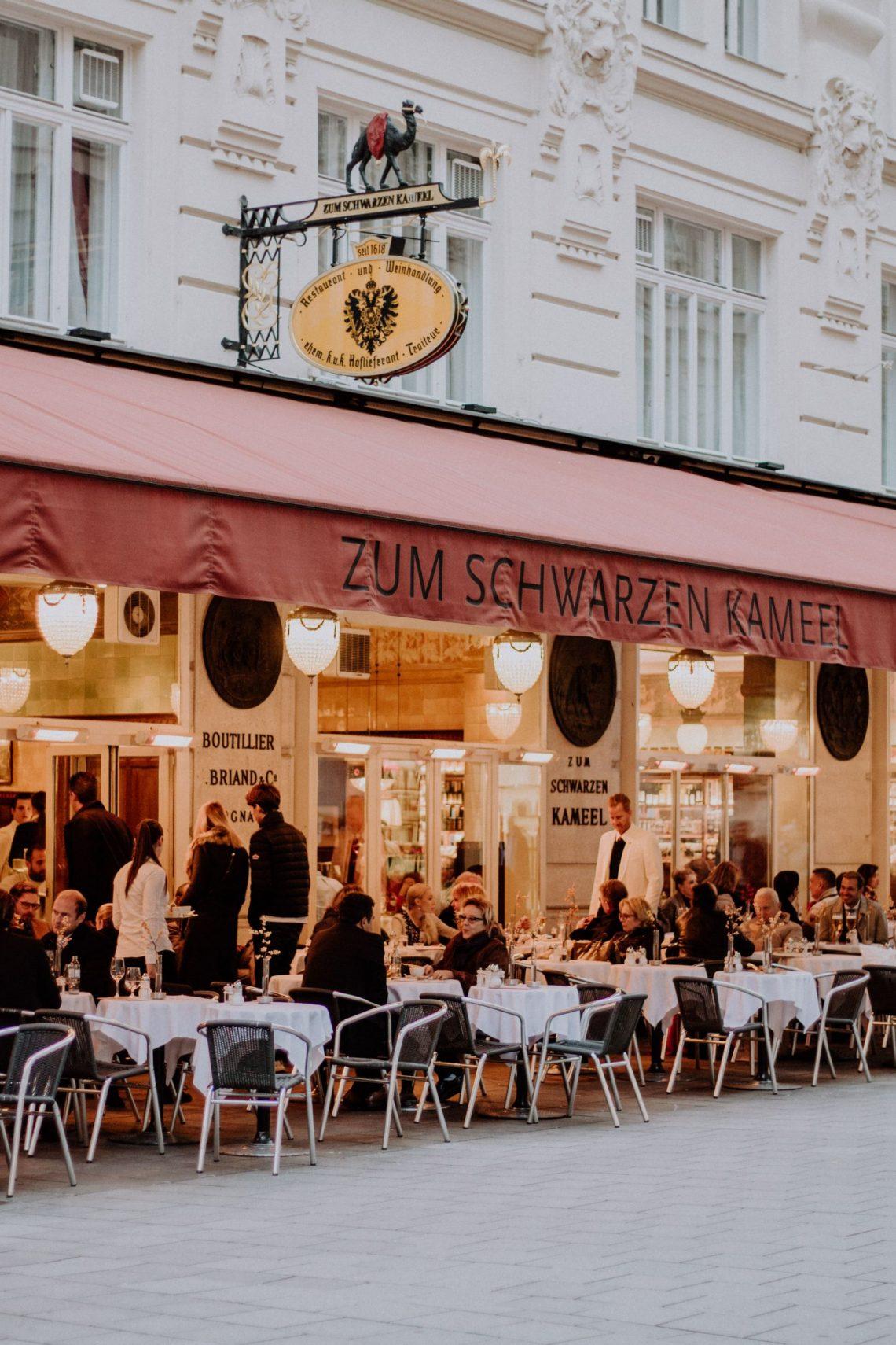 Vienna Picks: Zum Schwarzen Kameel