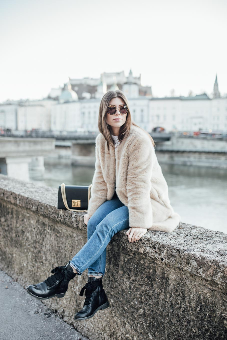 Steals & Finds: Faux Fur Coats and Jackets | love daily dose