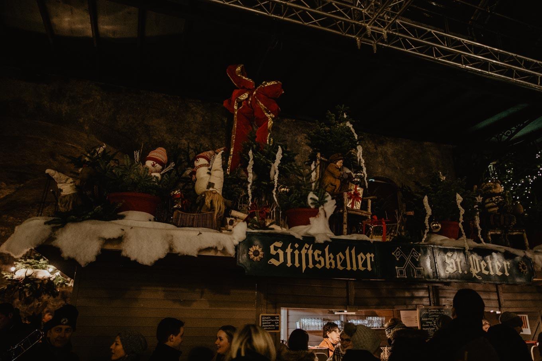 Salzburg Pick: St. Peter Stiftskeller Christkindlmarkt | love daily dose