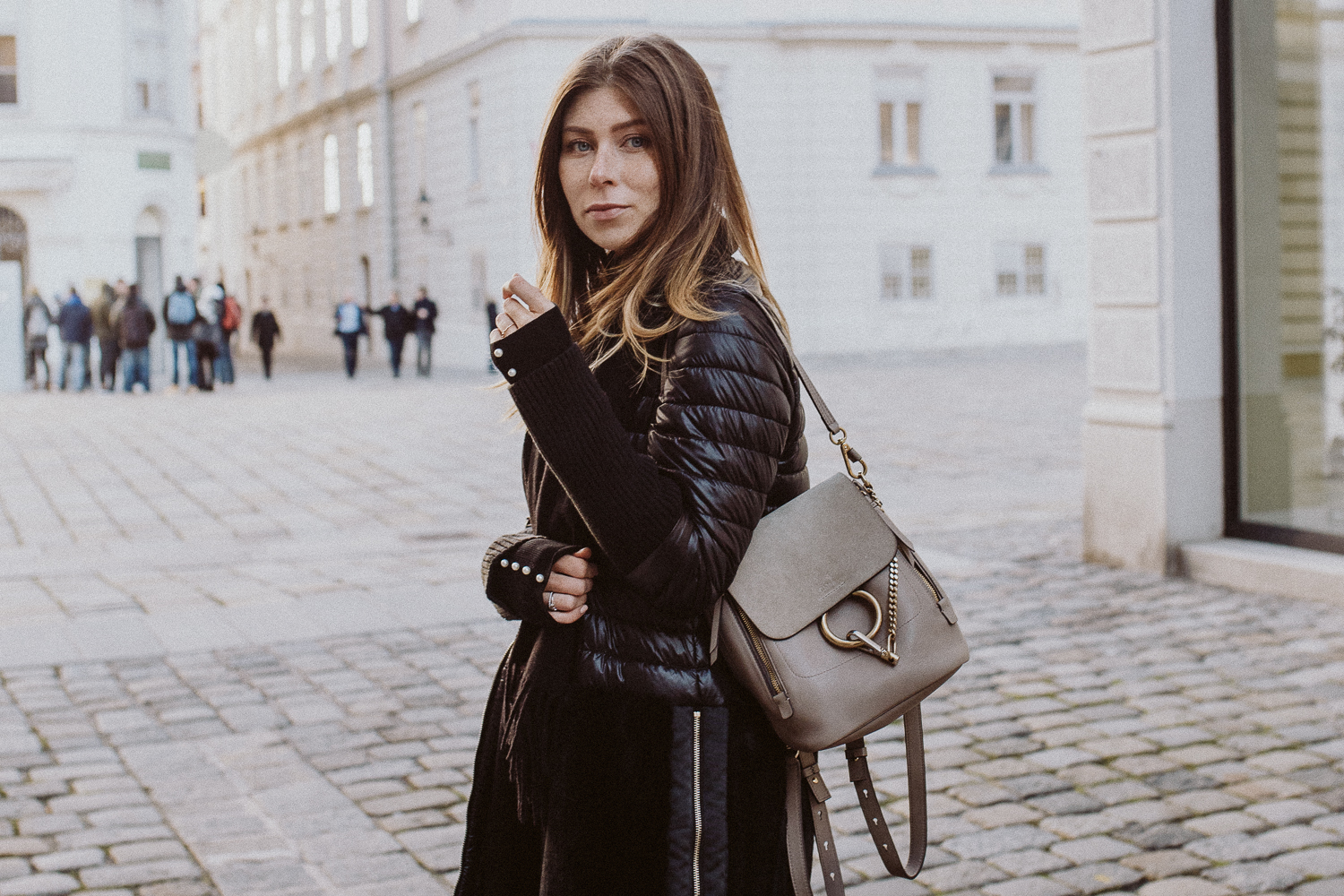Editor's Pick: All Black Winter Outfits | Love Daily Dose