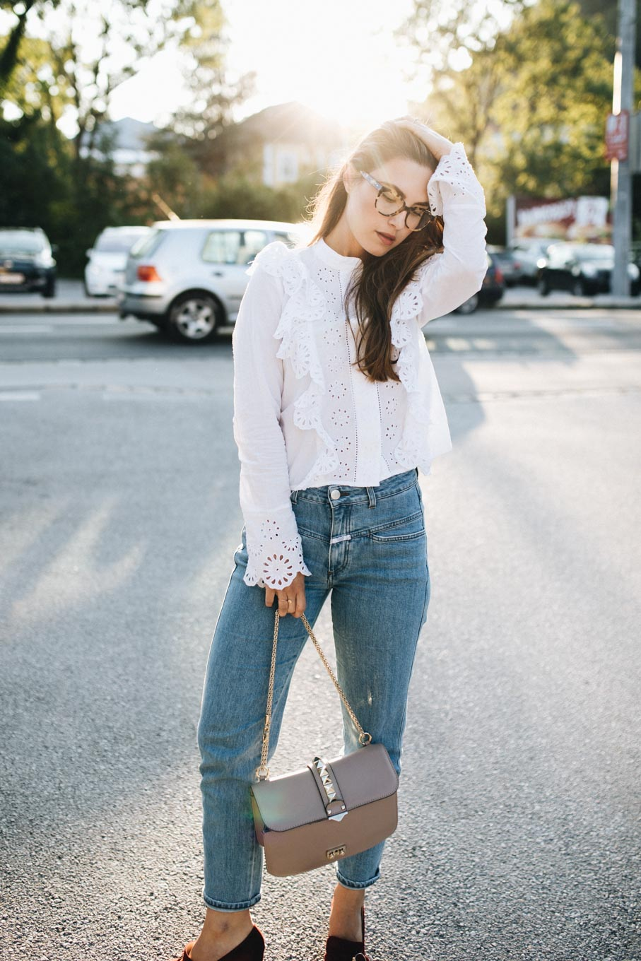Steals & Finds: Shop the look for less vol. 5 | Closed Pedal Pusher Jeans | love daily dose
