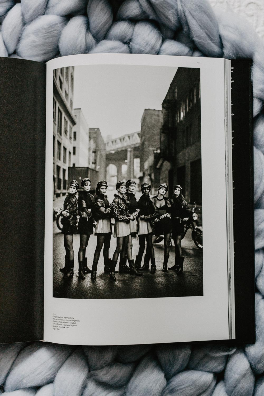 Book Review: Peter Lindbergh - A Different View On Fashion Photography - love daily dose