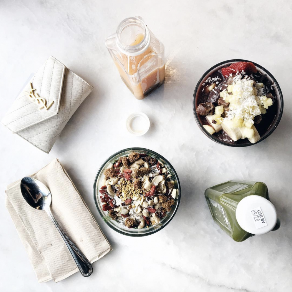 Lunch Delivery: Our Favorite Healthy Options