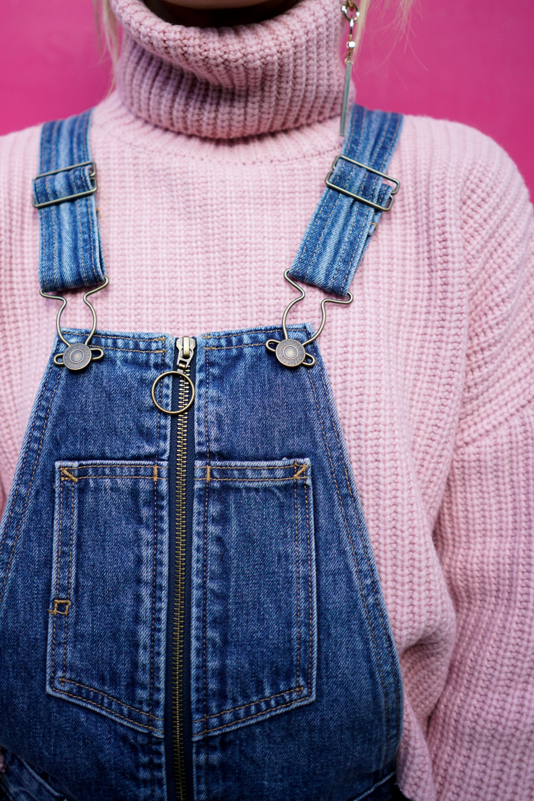 Steal Her Style: How to wear Overalls by Marina The Moss | Love Daily Dose