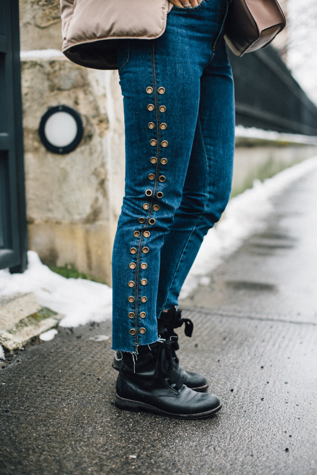 Steals & Finds: Shop the look for less vol. 5 | Chloé Harper Lace Up Boots | love daily dose