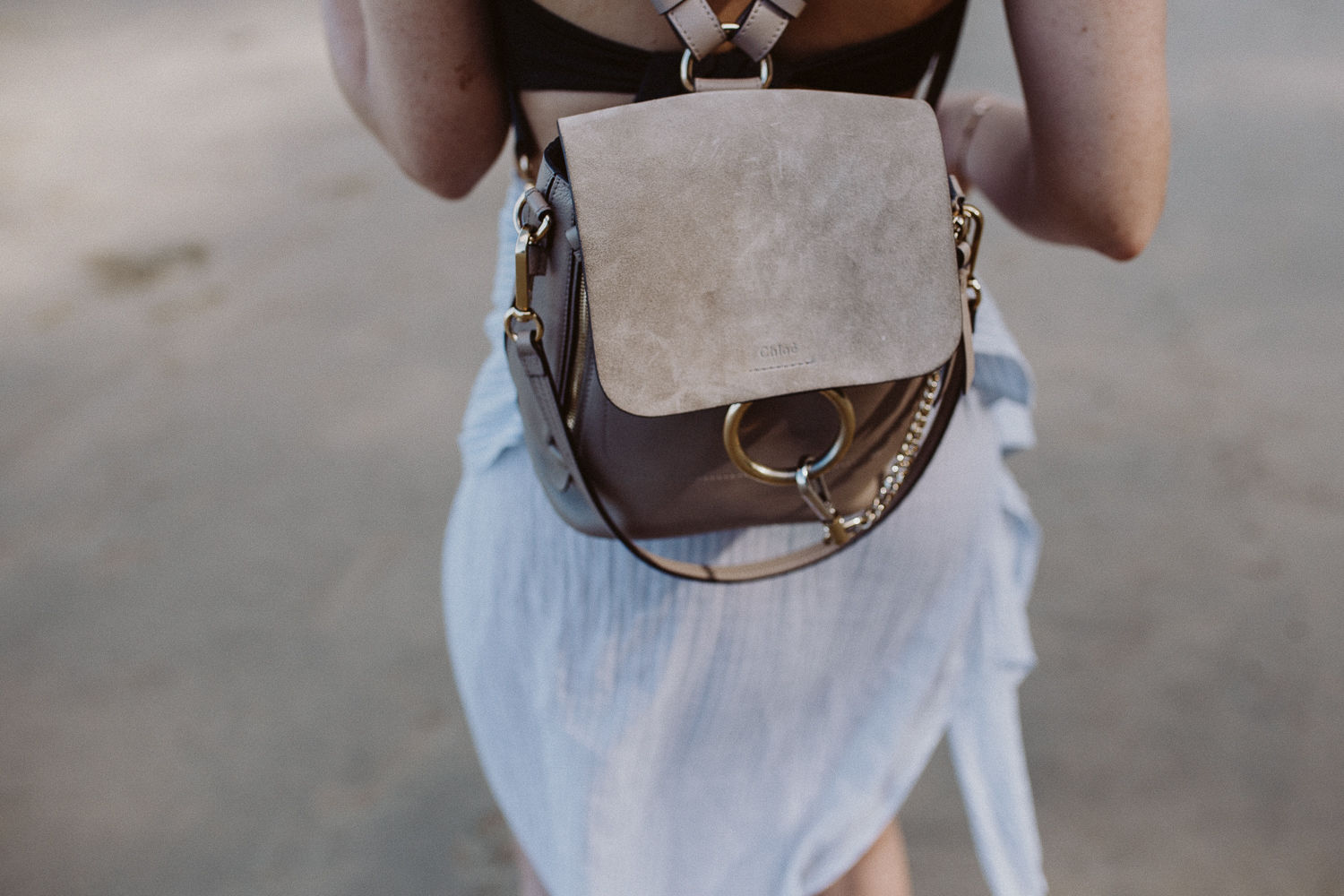 Steals & Finds: Shop the look for less vol. 5 | Chloé Faye Backpack | love daily dose