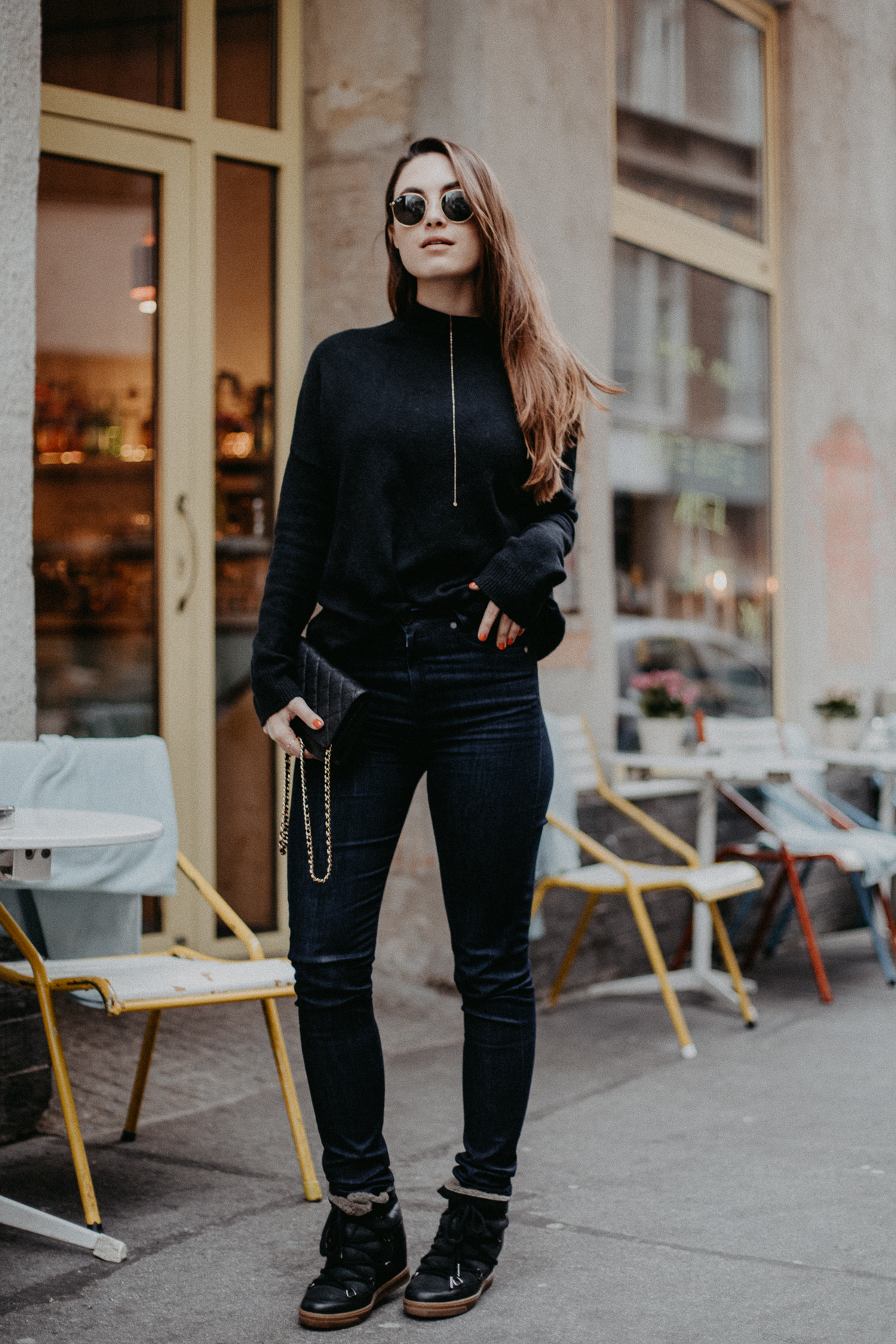 Closet Staples & Basics for Winter | Love Daily Dose