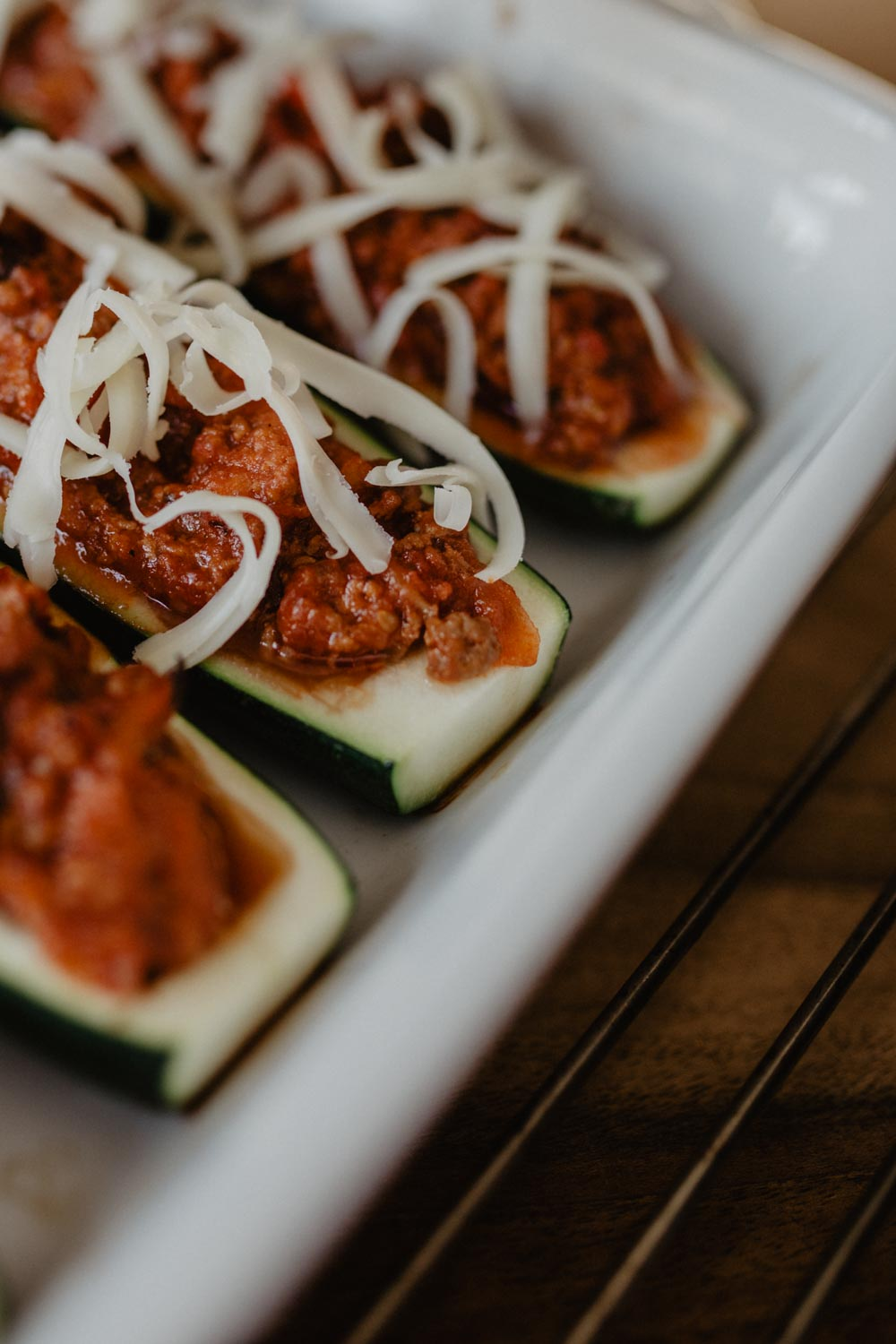 Recipe: Italian Zucchini Boats | Love Daily Dose