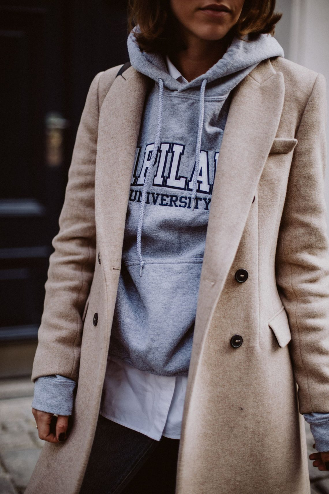 Editor's Pick: Boyfriend Sweaters, Literally