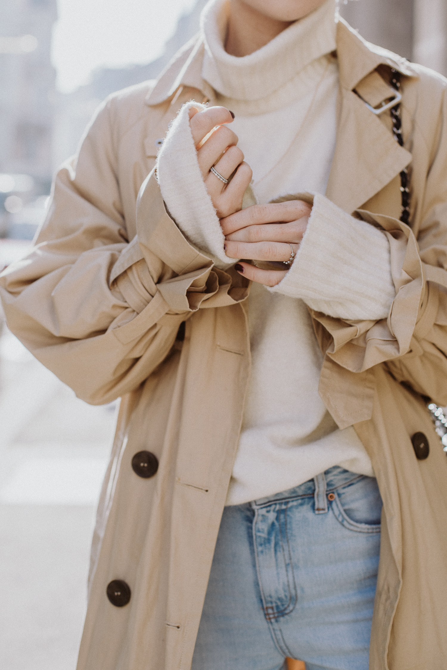 How to Style a Trenchcoat? | Love Daily Dose