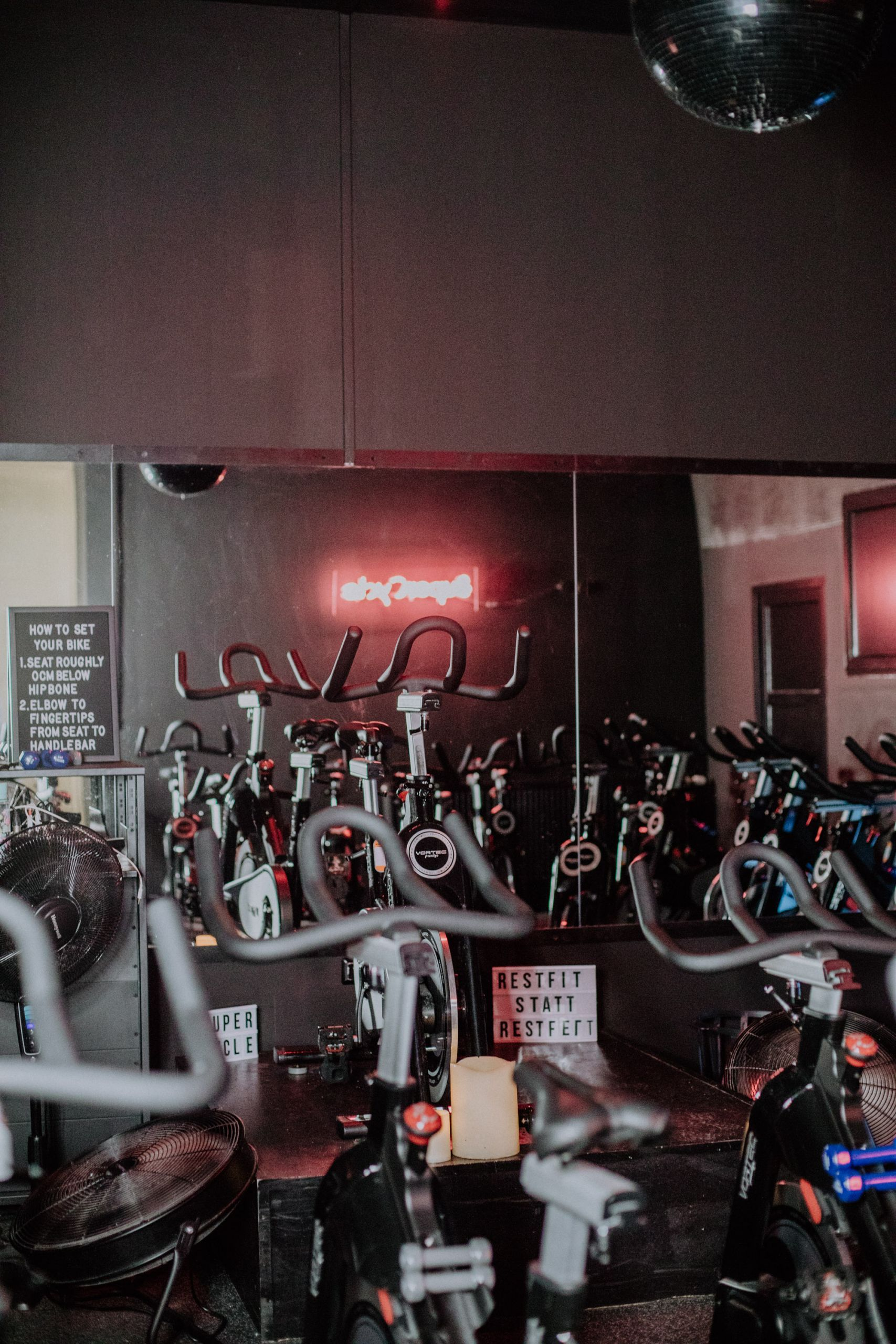 Job Report: Rhana & Lilli, Supercycle Vienna