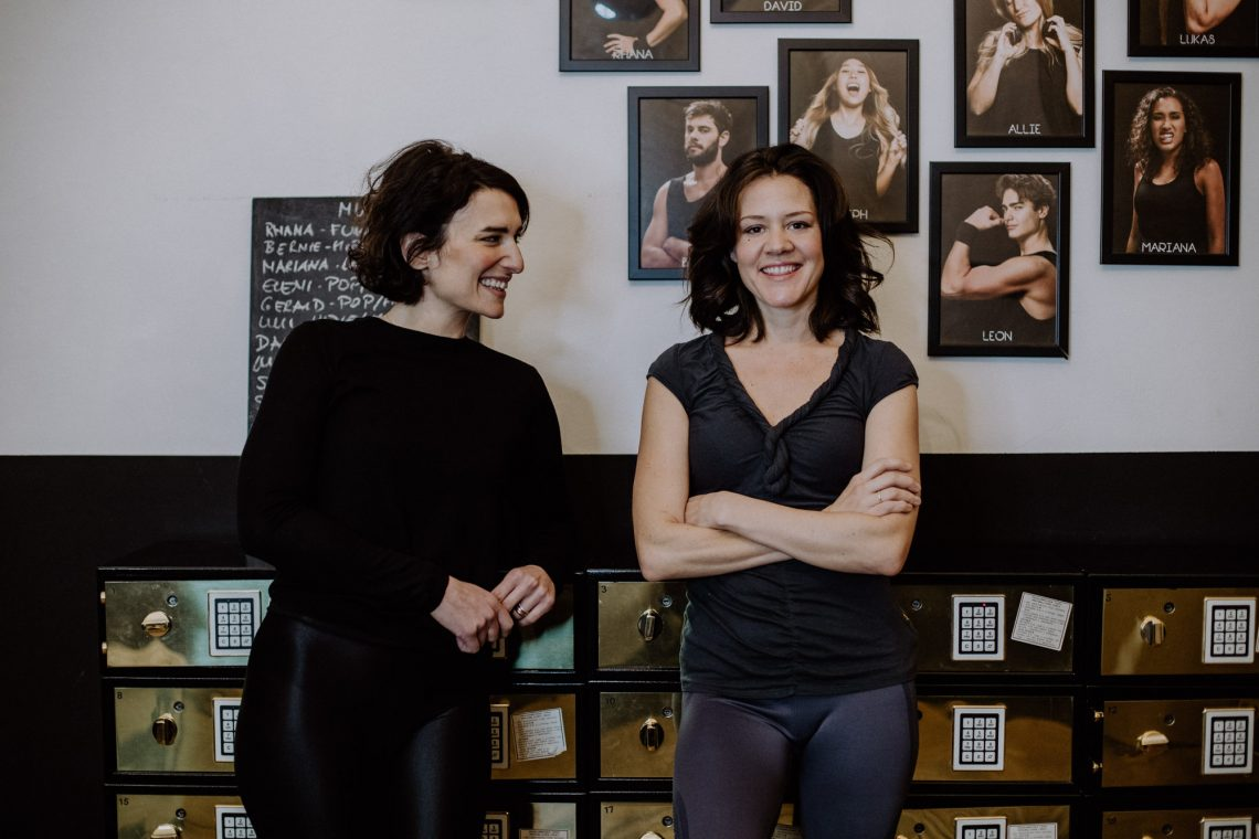 Job Report: Rhana & Lilli, Owners Of Supercycle Vienna