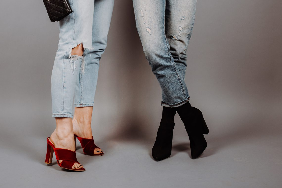 3 Ways to Wear: Favorite Jeans!