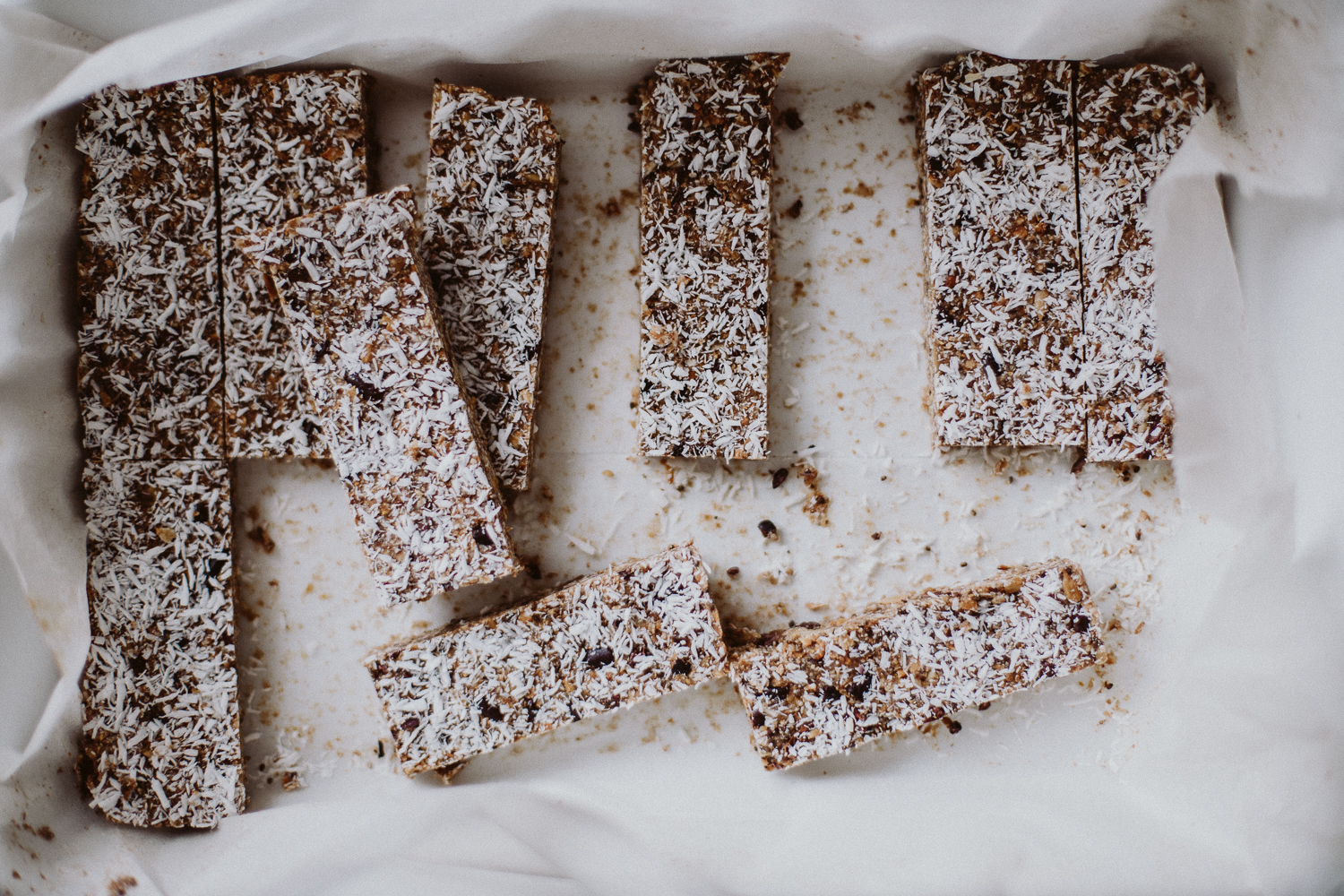 Song of Style Raw Bars Recipe (semi raw) | Love Daily Dose