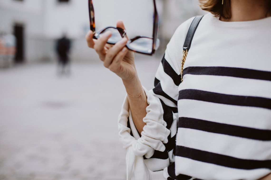Editor's Pick: Black And White Stripes