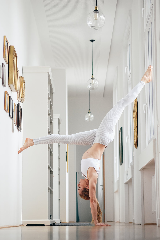 Job Report: Viktoria Ecker, Yoga Entrepreneur