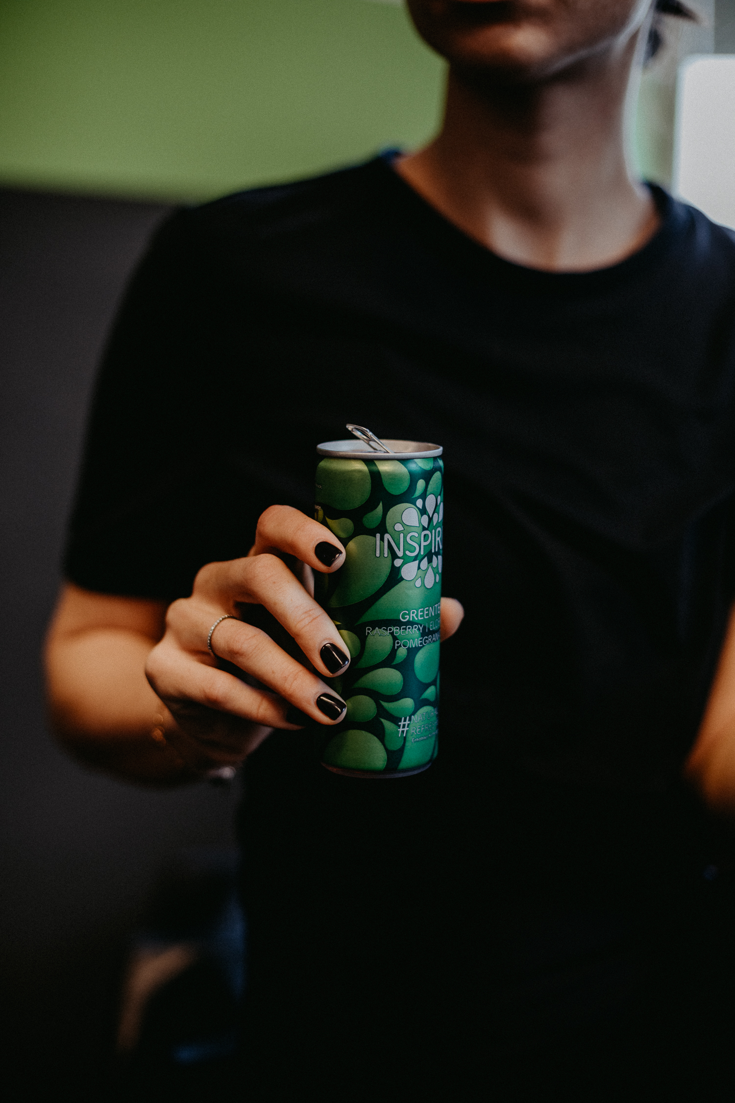 Inspiriti Green Tea | Love Daily Dose