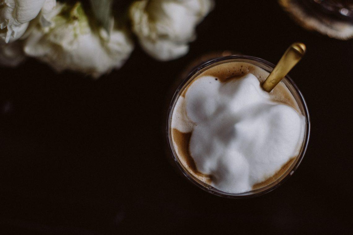 Bubbly Friday: Boozy Iced Latte