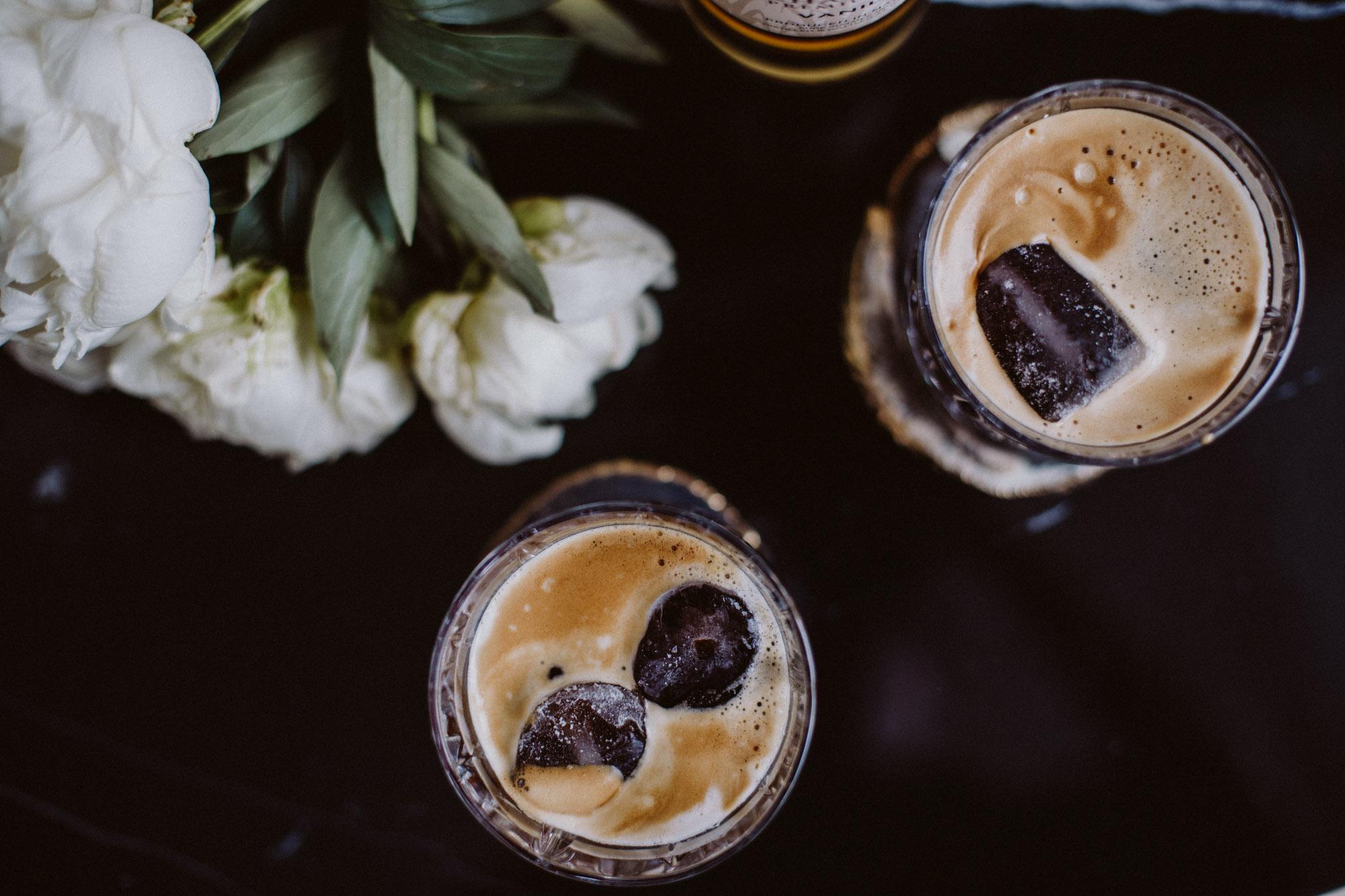 Bubbly Fridy: Boozy Iced Latte
