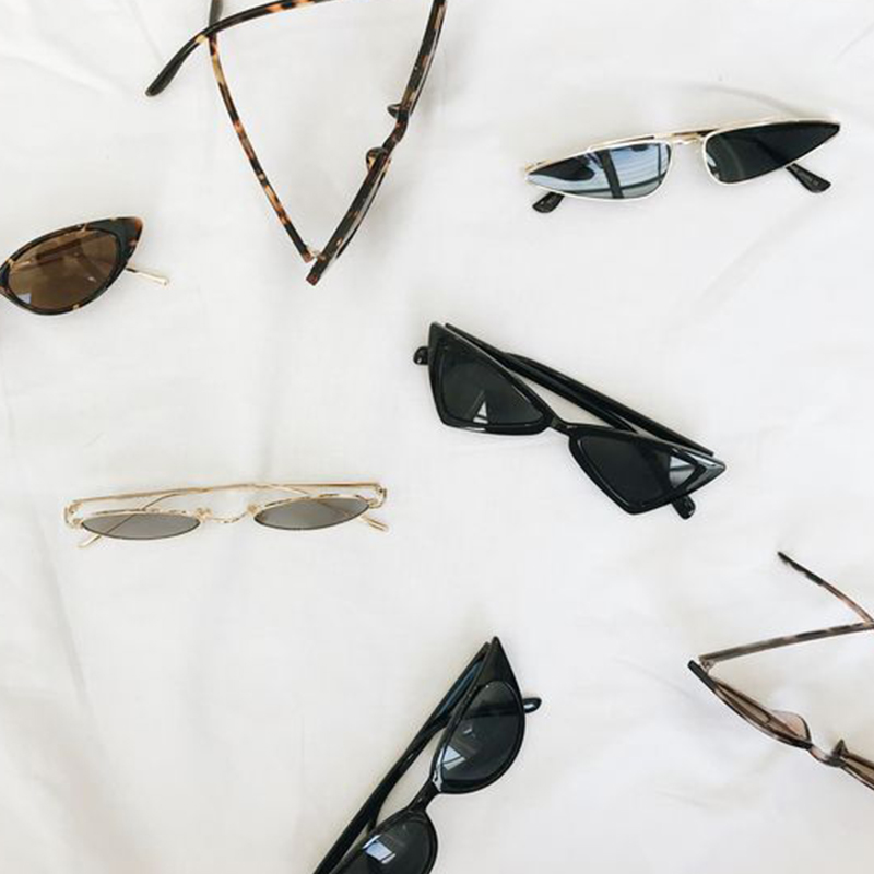 Trend Talk: Sunglasses Trends 2018