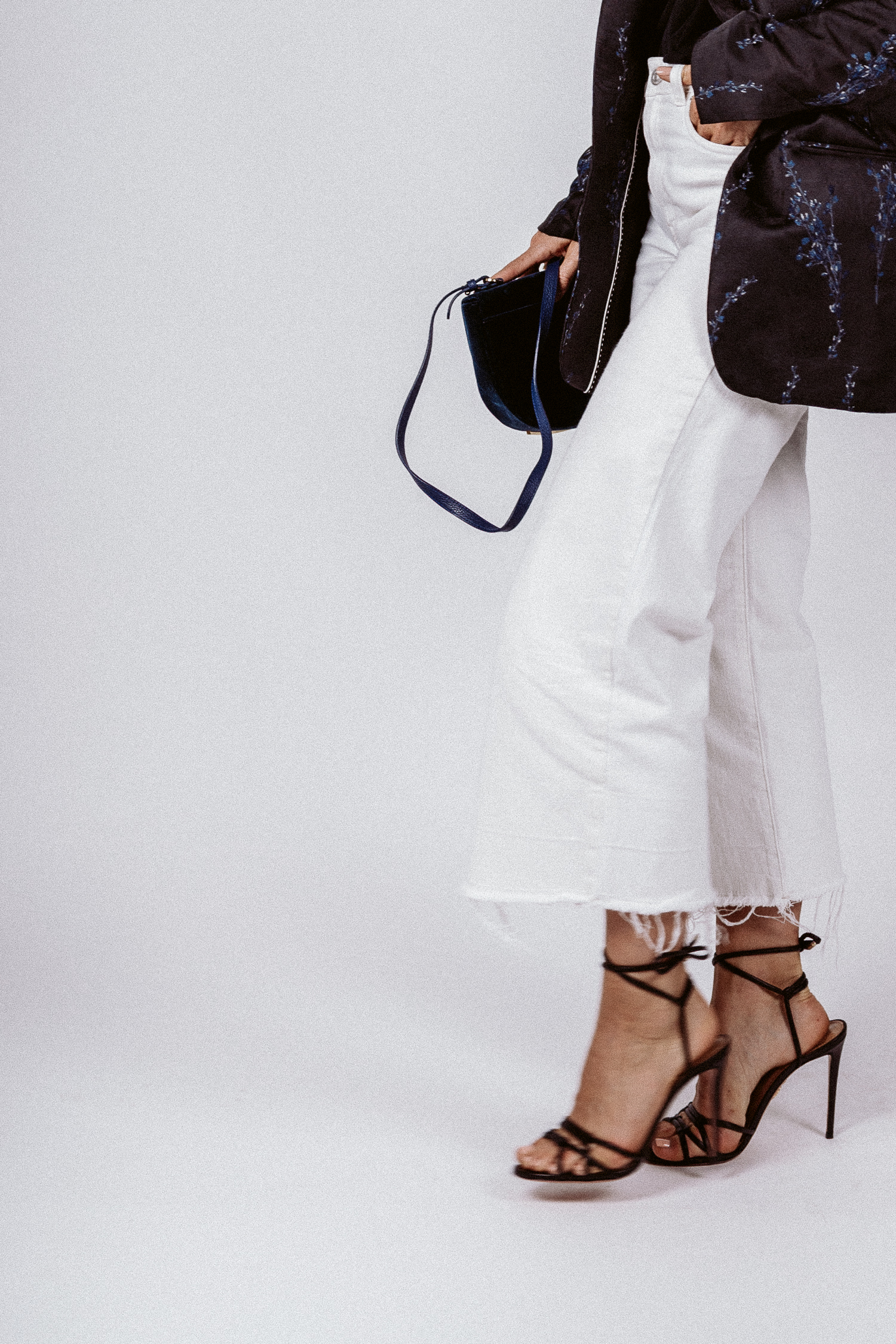 3 ways to wear: Denim Culottes | Love Daily Dose