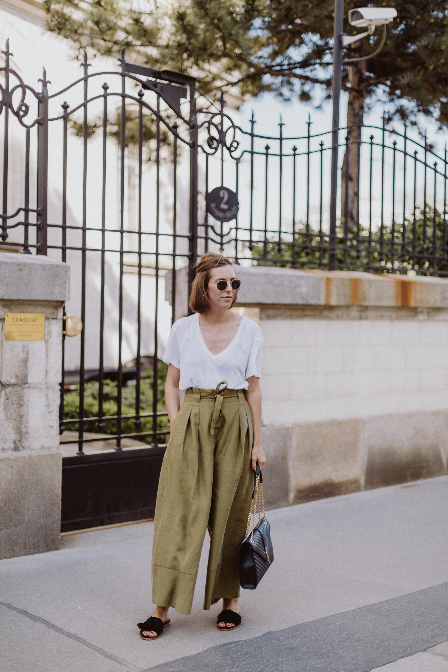 Editor's Pick: Khaki Trendfarbe Sommer 2018 | Love Daily Dose