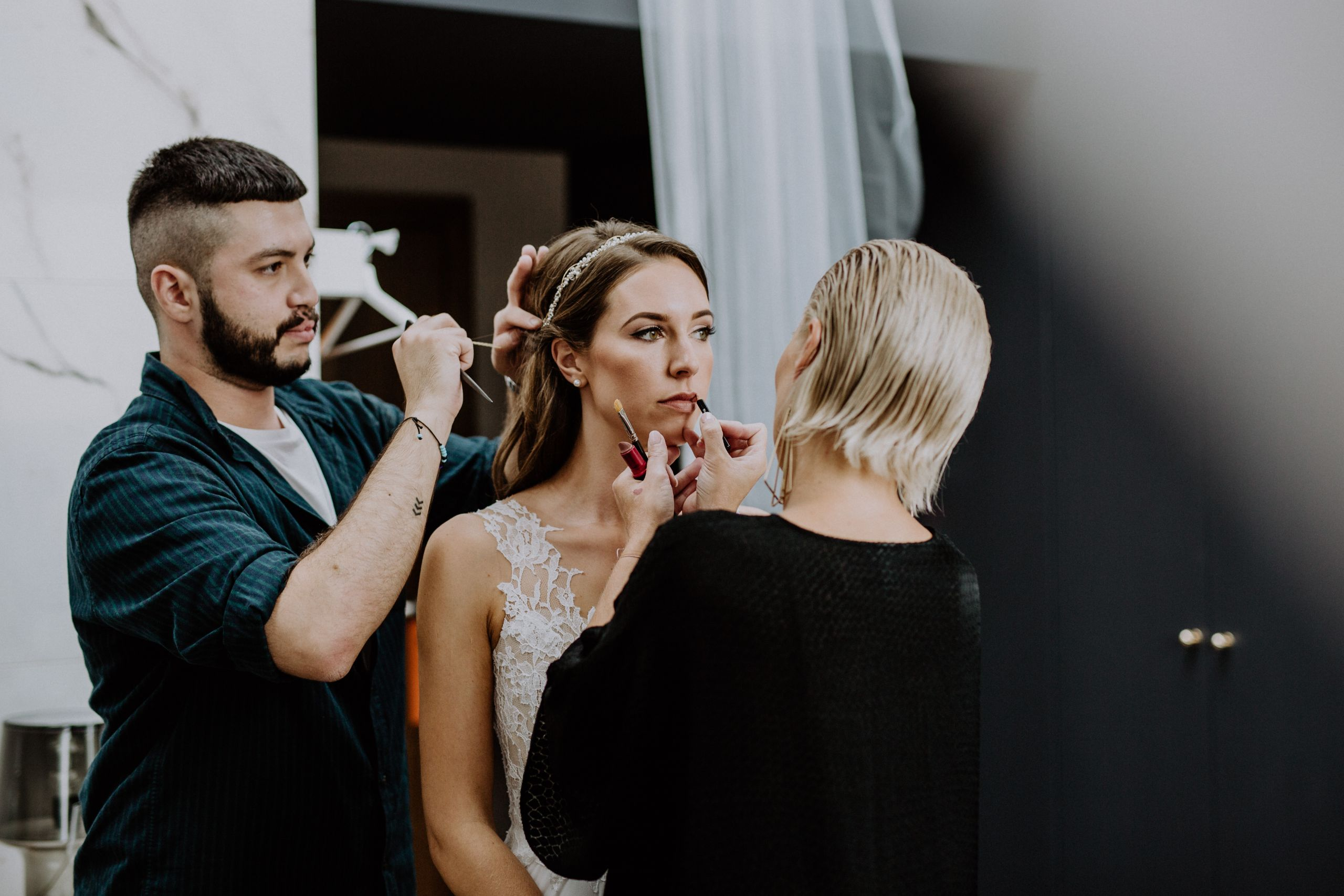 Wedding Hair & Make-Up Artists In Austria - The Daily Dose