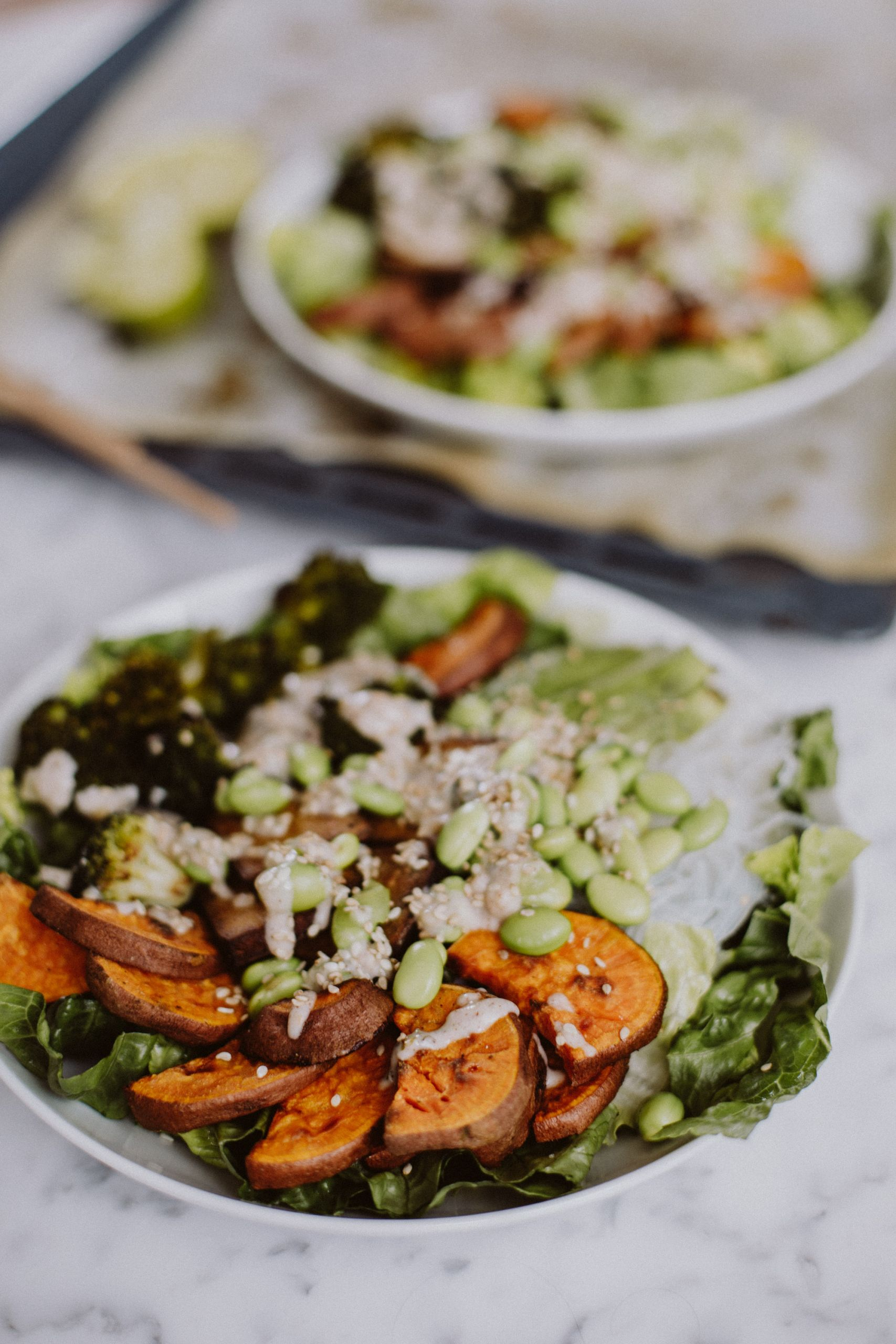 Veggie Buddha Bowls | The Daily Dose