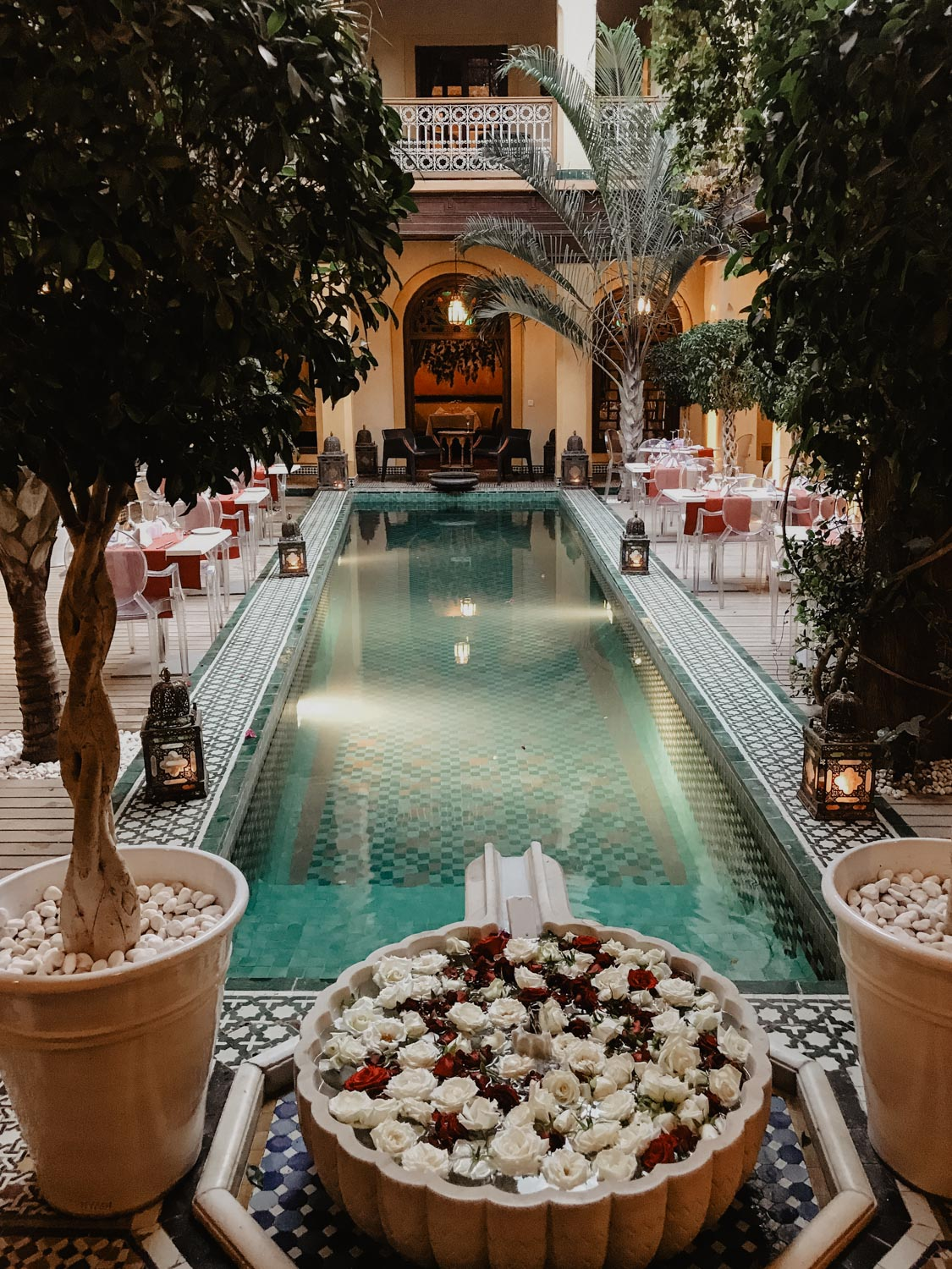 Food Guide: 5 Favorite Restaurants In Marrakech | love daily dose