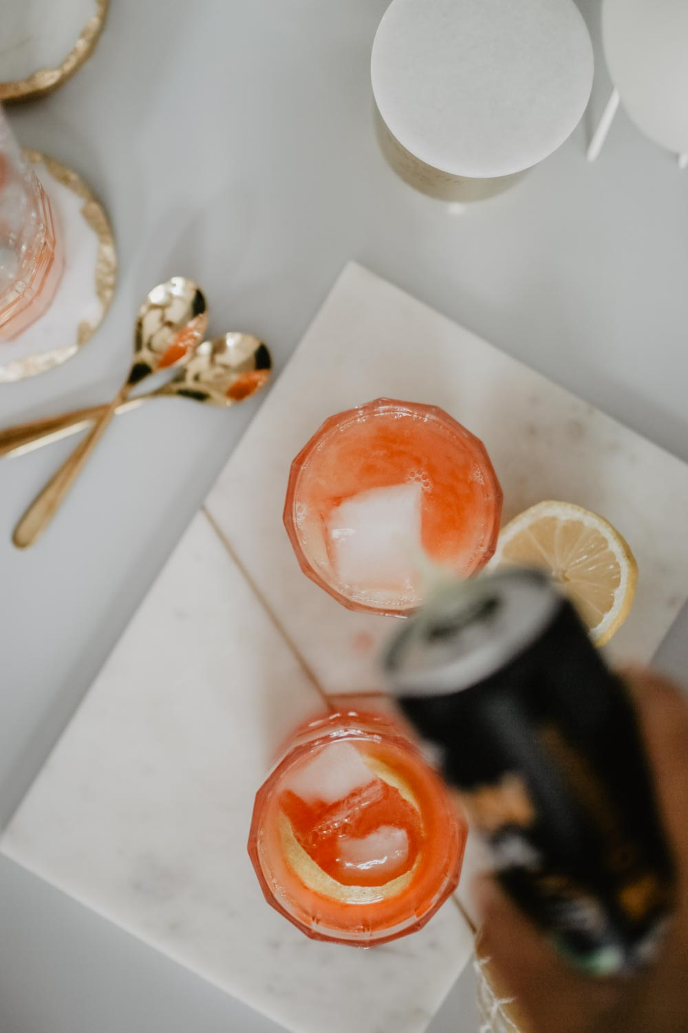 Bubbly Friday: Campari Pompelmo | The Daily Dose