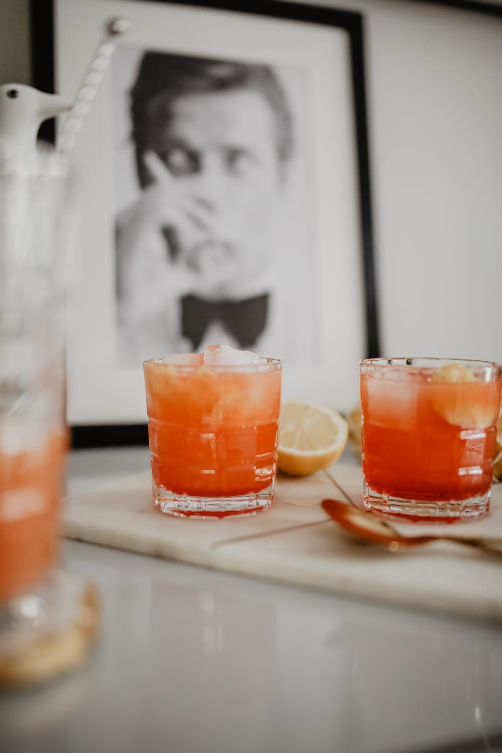 Bubbly Friday: Campari Pompelmo