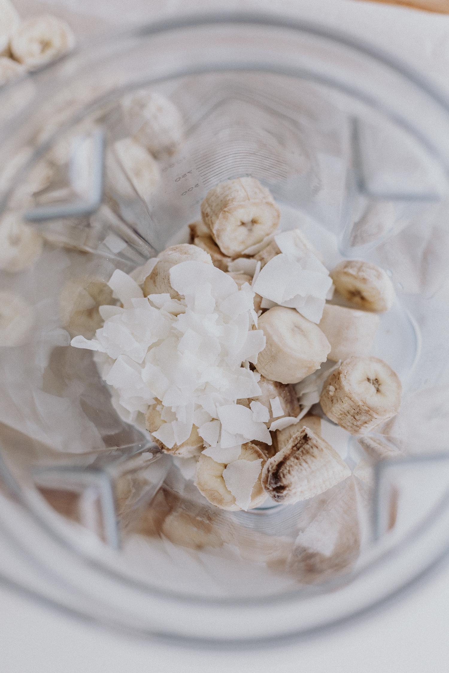 Banana Nice Cream Recipe: Healthy Ice Cream | Love Daily Dose