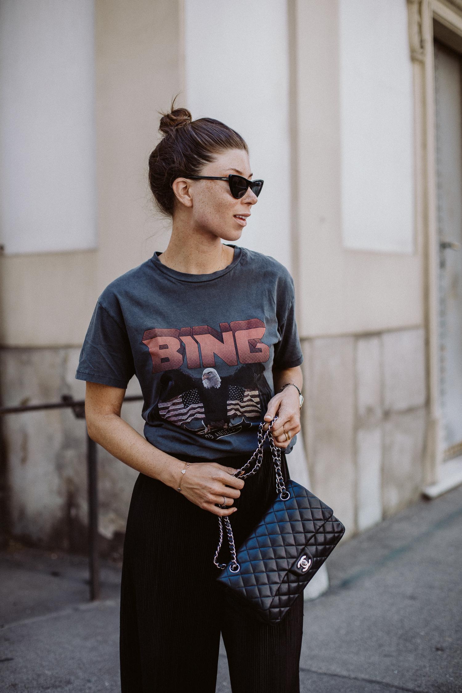 Anine Bing Vintage Tee | Love Daily Dose