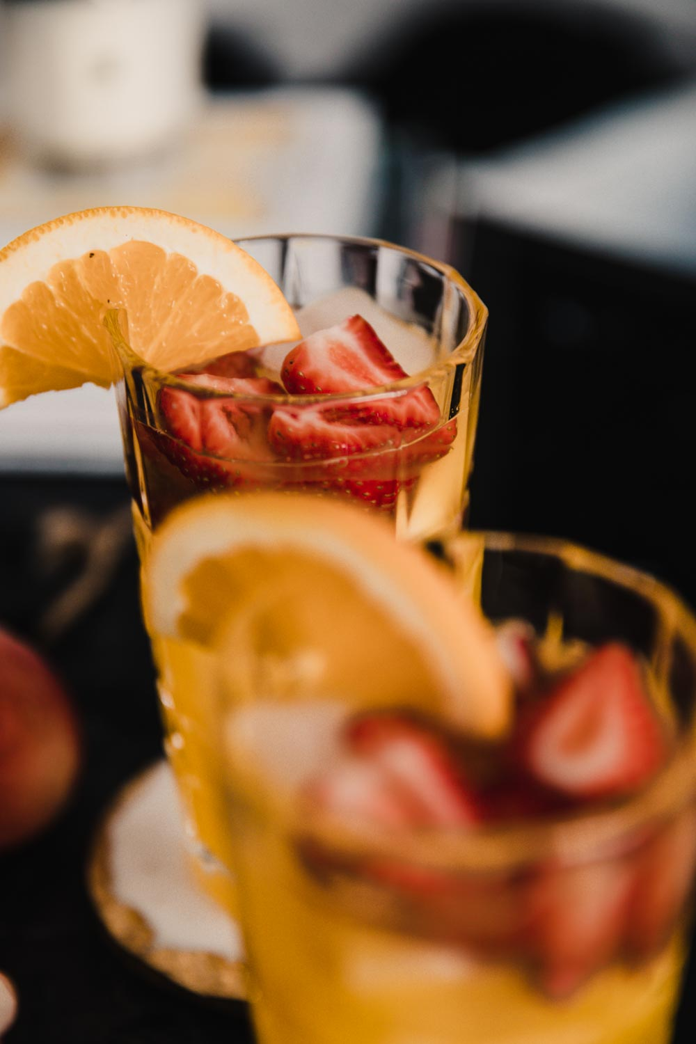 Bubbly Friday: Moscato Sangria   The Daily Dose
