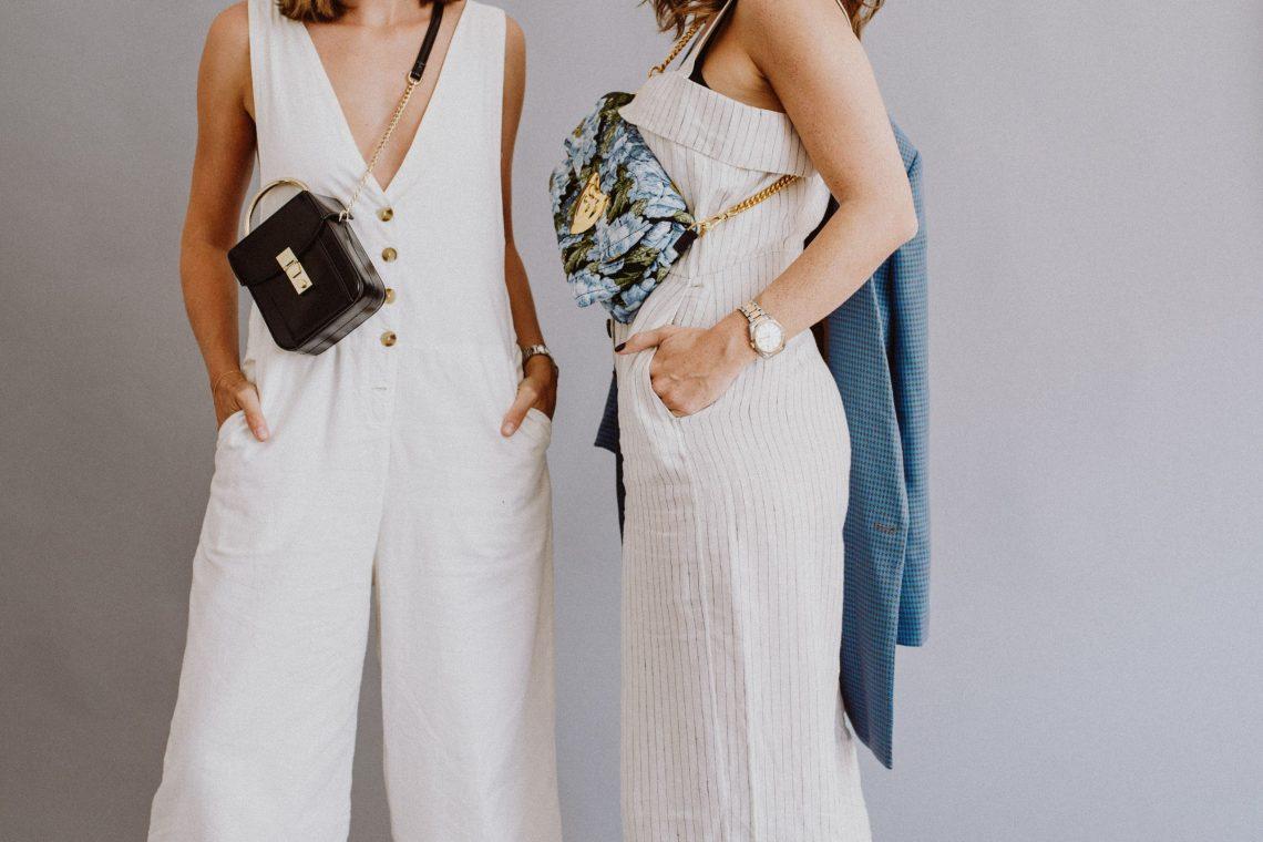 3 Ways To Wear: Linen Jumpsuits