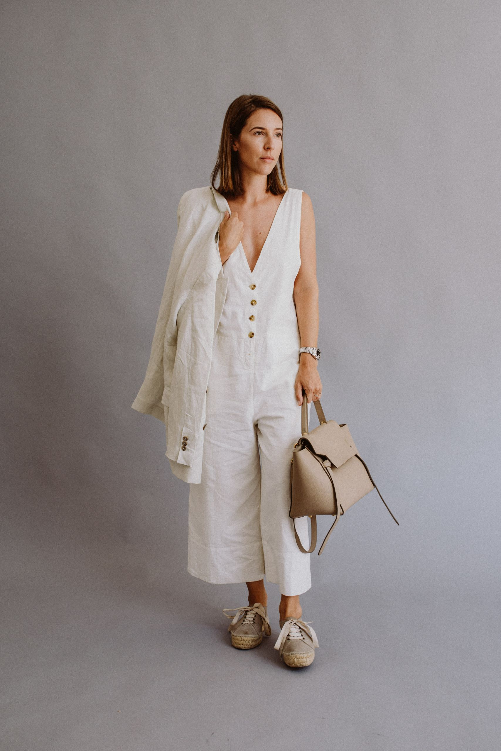 3 Ways To Wear: Linen Jumpsuit | The Daily Dose