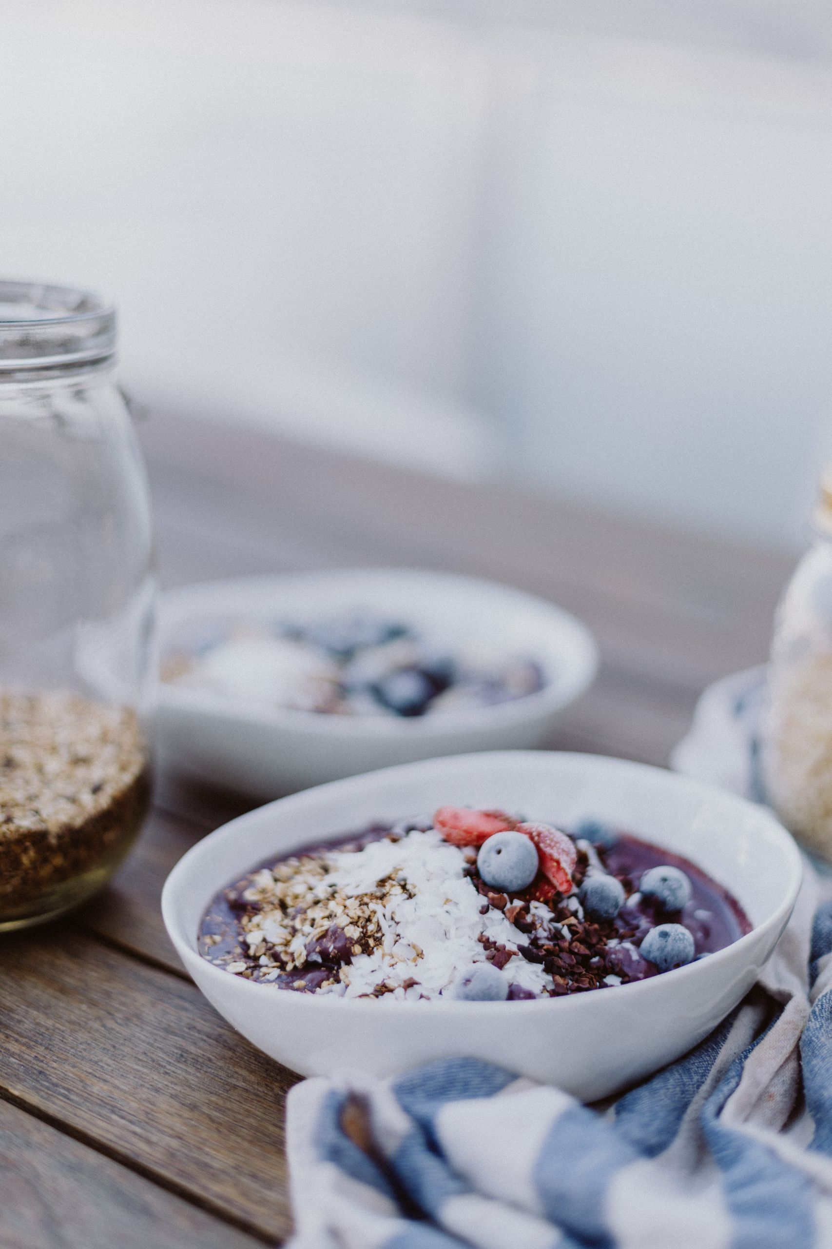 Creamy Homemade Acai Bowls | The Daily Dose