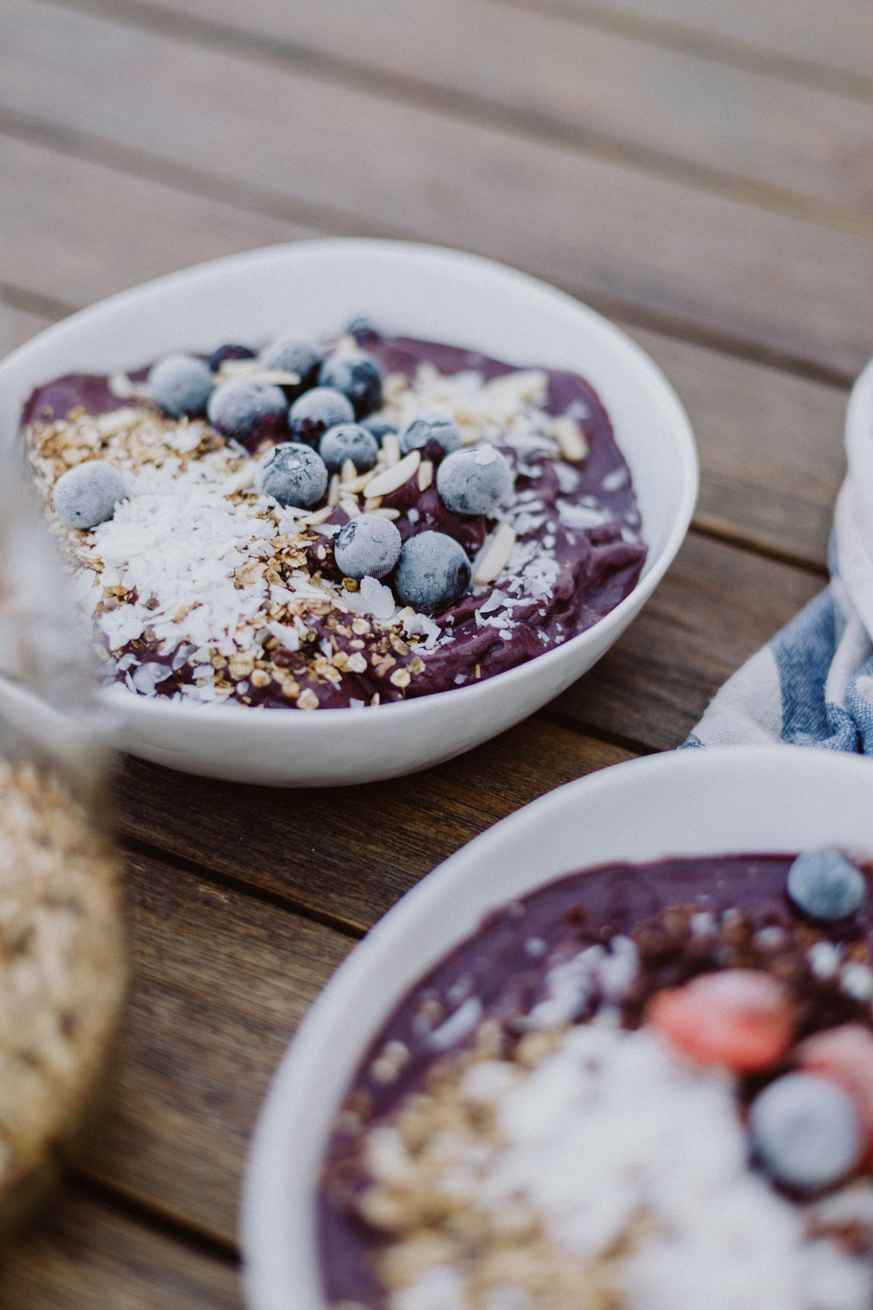 Creamy Homemade Acai Bowls | The Daily Dose