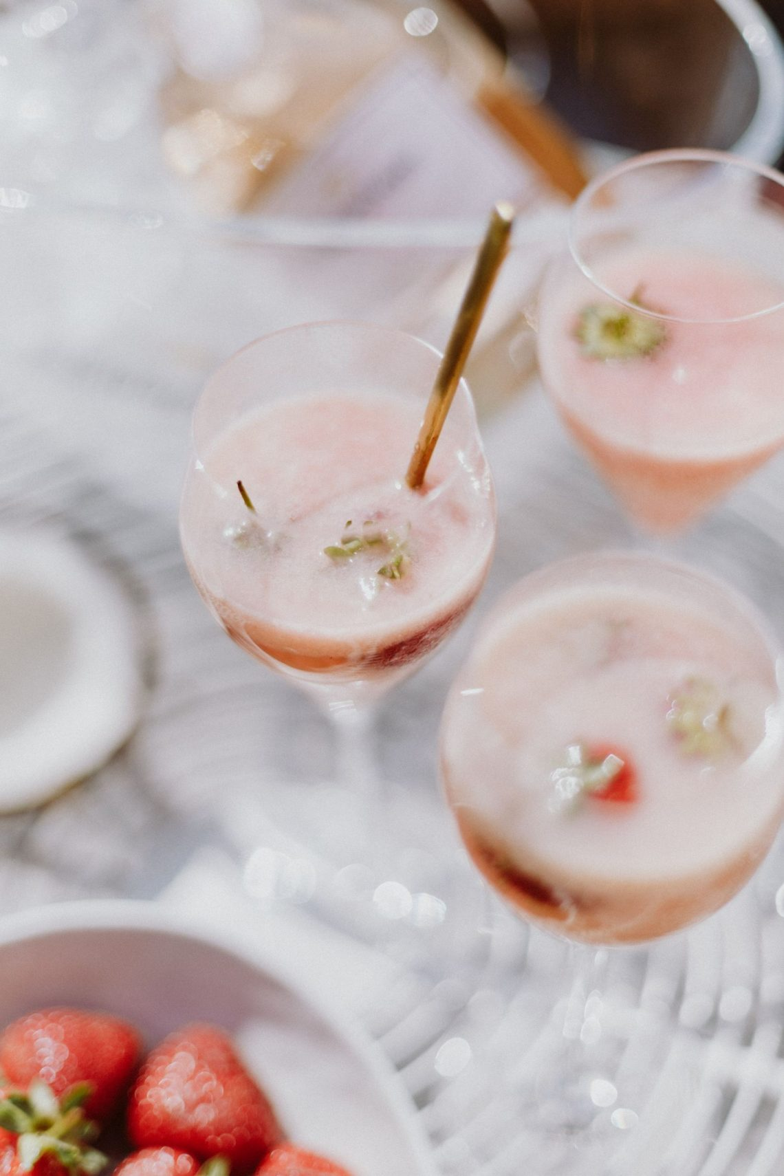 Bubbly Friday: Summer Frozé