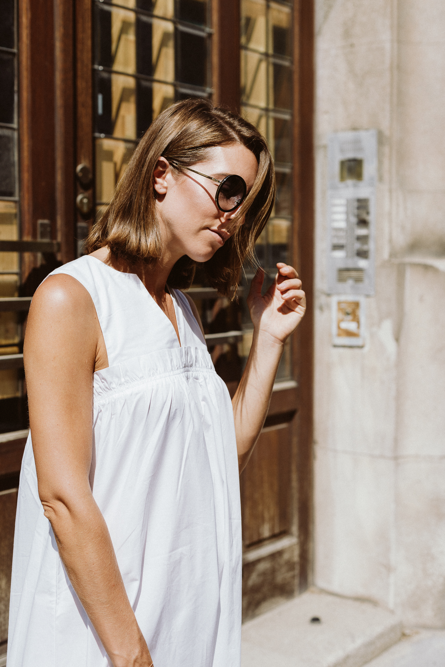 Editor's Pick: Lange weiße Sommerkleider, long white summer dress | Love Daily Dose