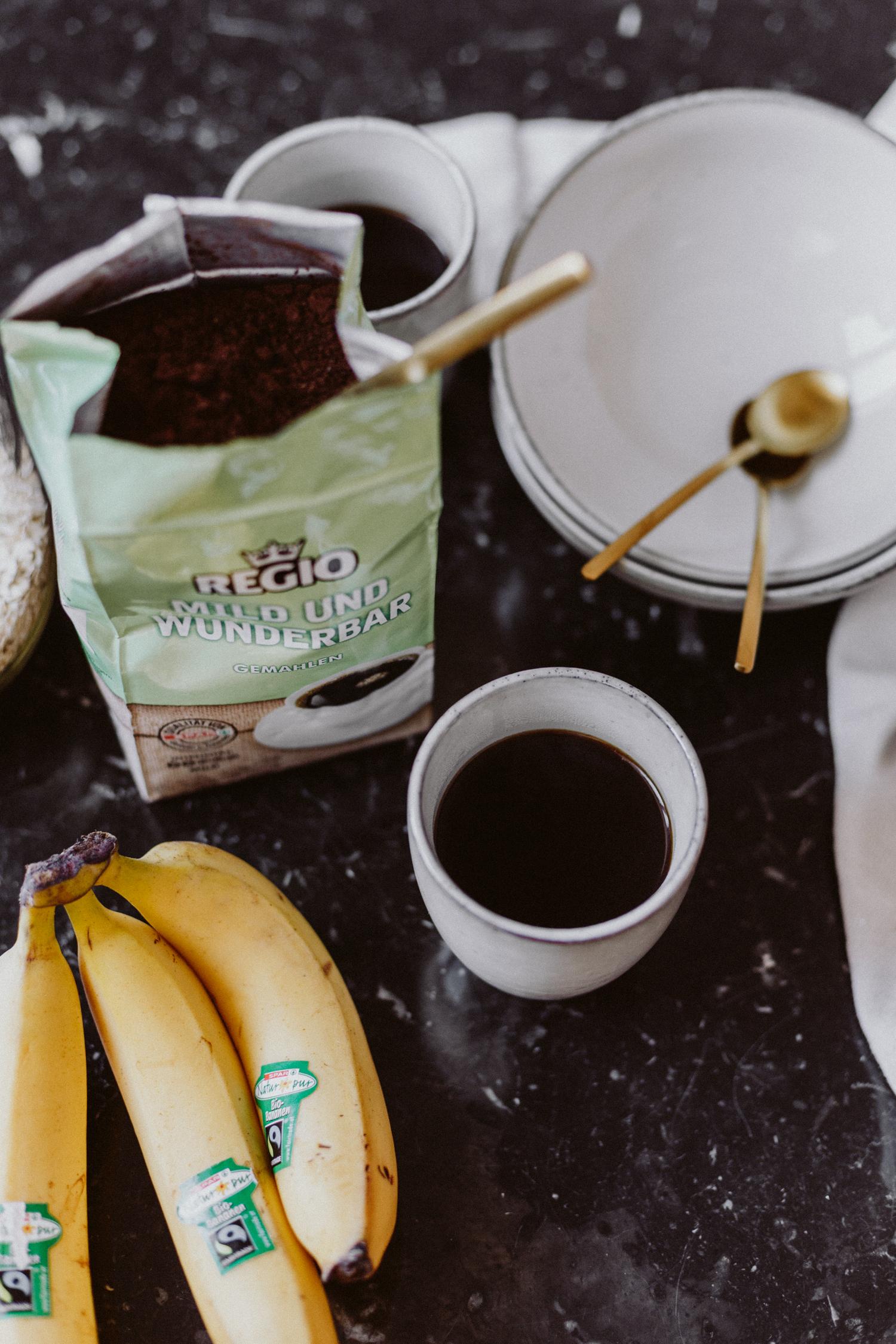 Coconut Coffee Overnight Oats Recipe - Love Daily Dose