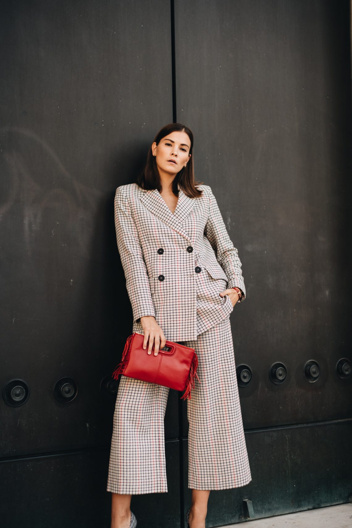 Steal Her Style: All Over Checks