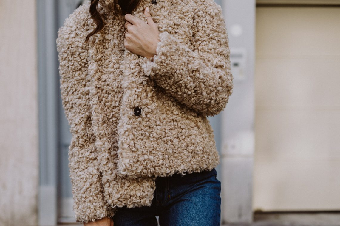 Editor's Pick: Fluffy Jackets