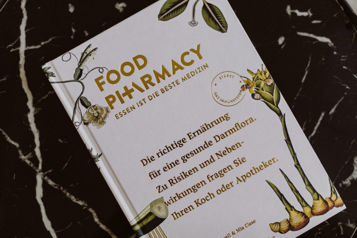 Book Review: Food Pharmacy