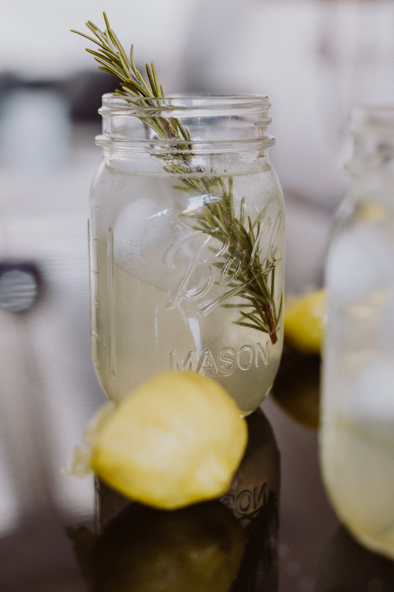 Ginger Lemonade | The Daily Dose